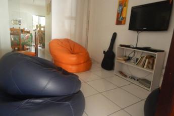 Fortaleza – Fortaleza Hostel : Fortaleza Hostel, sala