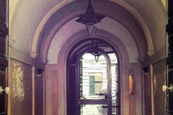 Casa Pessina YH : Entrance