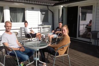 Stavanger Mosvangen : Terrace