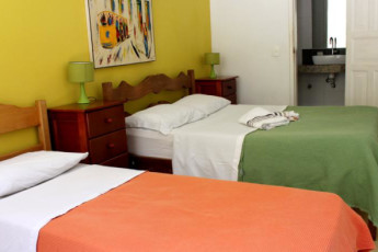 Mango Tree Hostel Ipanema : Mango Tree hostel twin room