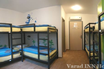 Varad Inn Boutique Hostel : novi-sad-hostel-dormitory