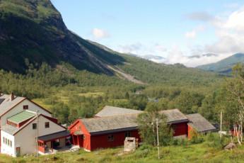 Mjølfjell : Mjølfjell