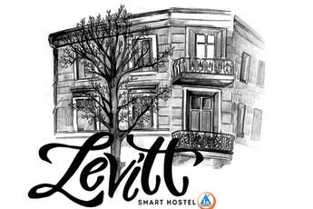Sofia - Levitt Hostel : Pasillo en Sofía - Levitt Hostel, Bulgaria