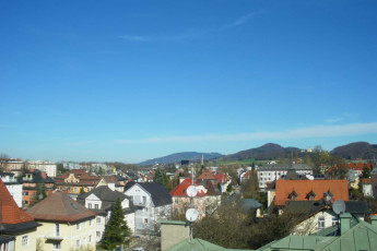 Salzburg - Haunspergstrasse :