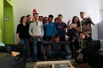 Casa Pessina YH : Group1
