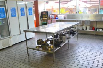 Airlie Beach YHA : Kitchen