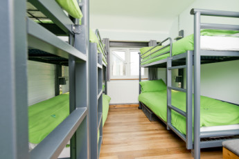 YHA Tintagel : 018237 - Tintagel hostel, dorm image 3