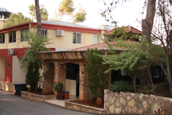 Pines Hostel - Zefta : Exterior View of Zefta - Pines Hostel, Lebanon