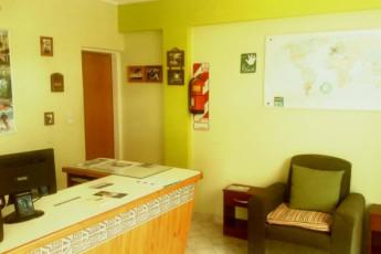 Hi Patagonia Suites : HI Patagonia Suites, hostel hostel reception