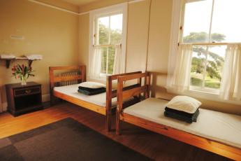 HI - Marin Headlands : Speisesaal/Lounge im HI - Sausalito - Marin Headlands, Vereinigte Staaten
