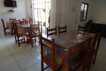 Fortaleza – Fortaleza Hostel : Fortaleza Hostel, refeições