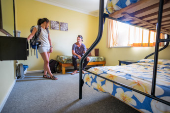 Port Macquarie YHA - Ozzie Pozzie Backpackers : Private