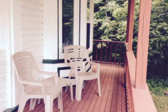 HI - Wentworth : Front Deck