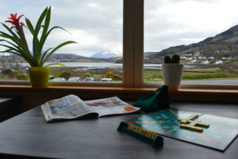 Isle of Skye – Portree SYHA : Portree View