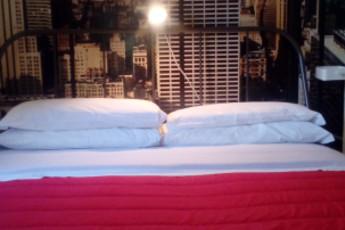 Perugia - Mario Spagnoli : hostel, 031085, ostello Spagnoli Perugia, Italia, bedroom