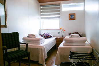 South Central Hostel : Double or Twin room