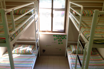 YHA Hong Kong- Ngong Ping SG Davis Youth Hostel : 4 Bedroom Dorm