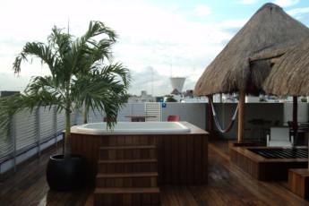 Hostel Mundo Joven Cancún :