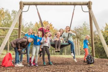 Voeren - De Veurs : Hostel De Veurs playground