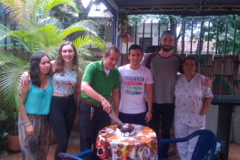 Cali - Sunflower Hostel : compartiendo experiencias