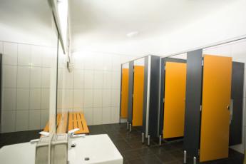 Hunter Valley YHA : Hunter Valley YHA bathroom