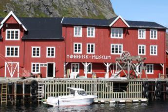 Lofoten Å : un paseo marítimo