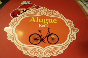 Ilha Bela - Hostel Central Ilhabela : Aluguel de bike