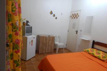 Fortaleza – Fortaleza Hostel : Fortaleza Hostel, quarto casal