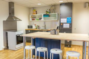 Stavanger St.Svithun : Guest kitchen