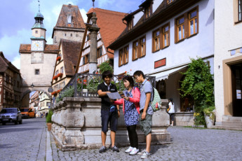 Rothenburg ob der Tauber : Old City