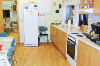 South Central Hostel : Kitchen