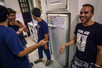 Rio De Janeiro - Cabanacopa Hostel : Laundry