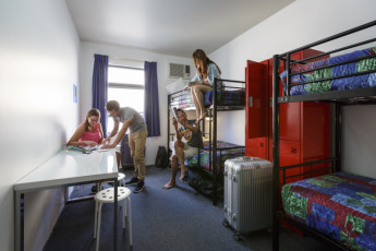 Perth City YHA : Perth City YHA dorm