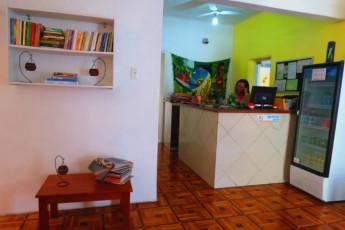 Fortaleza – Fortaleza Hostel : Fortaleza Hostel, recepção