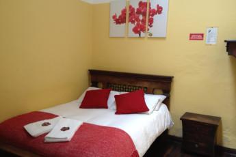 Bogota - Chocolate Hostel : habitación privada