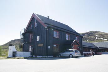Hjerkinn : Hjerkinn, hostel