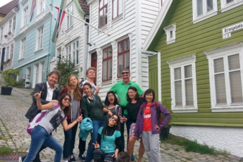 Bergen Montana : guided tours