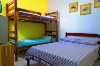 Fortaleza – Fortaleza Hostel : Fortaleza Hostel, quarto familia