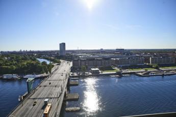 Danhostel Copenhagen City : Zimmer in einem Studentenwohnheim in Copenhagen City Hostel, Dänemark