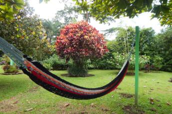 La Fortuna - Jardines Arenal : Hamaca