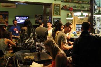 Rio De Janeiro - Cabanacopa Hostel : Bar
