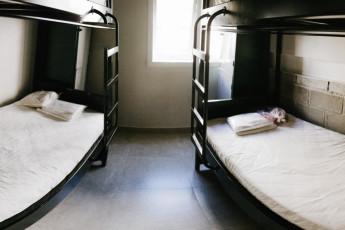 Rio De Janeiro - Cabanacopa Hostel : Dormitory