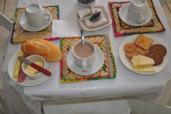 Fortaleza – Fortaleza Hostel : Fortaleza Hostel, cafe