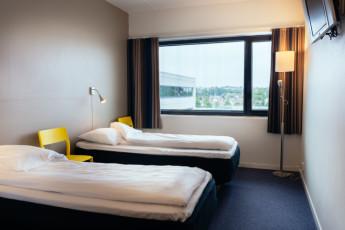 Stavanger St.Svithun : Double room