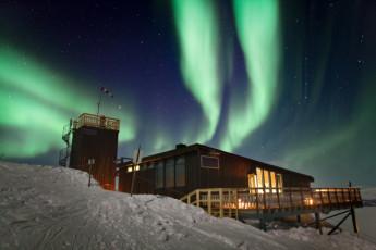 Abisko Mountain Station : Aurora Sky Station