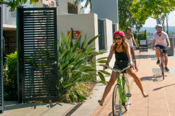Brisbane - Brisbane City YHA : Bicycle Hire