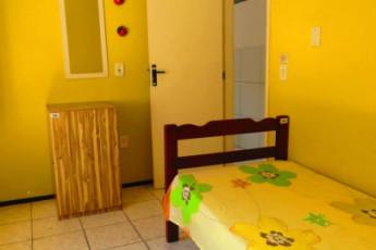 Fortaleza – Fortaleza Hostel : Fortaleza Hostel, quarto individual