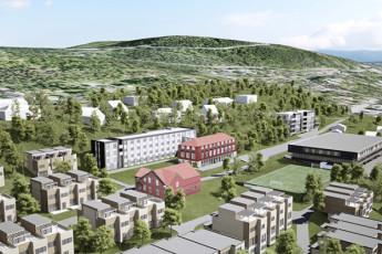 Hi Oslo Rønningen : exterior