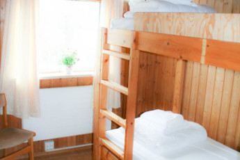 South Central Hostel : Twin room - Bunk bed