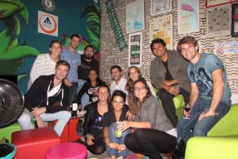 São Paulo - O´ Riley`s Perdizes Hostel :